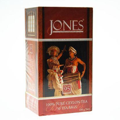 Obrazek Jones herbata 50 tb
