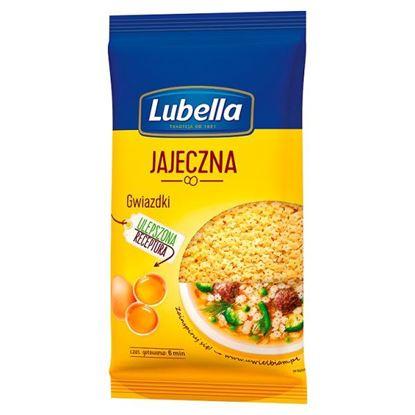 Obrazek Lubella Jajeczna Makaron Gwiazdki 250 g