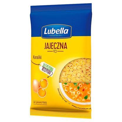 Obrazek Lubella Jajeczna Makaron Koraliki 250 g