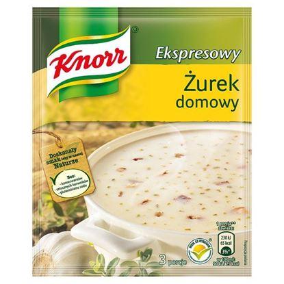 Obrazek Knorr Ekspresowy żurek domowy 42 g