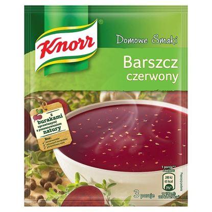 Obrazek Knorr Domowe Smaki Barszcz czerwony 53 g