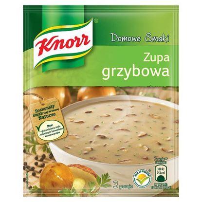 Obrazek Knorr Domowe Smaki Zupa grzybowa 50 g