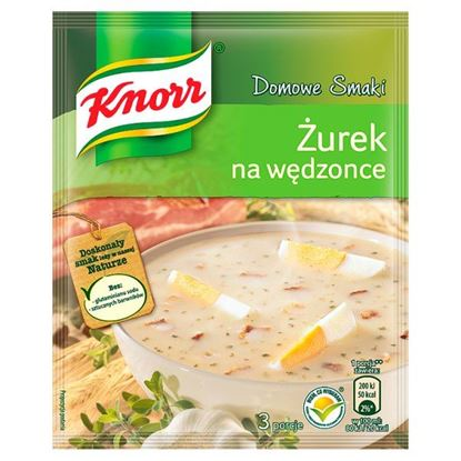 Obrazek Knorr Domowe Smaki Żurek na wędzonce 39 g