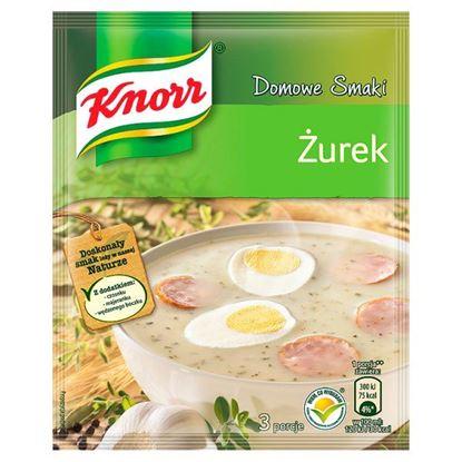 Obrazek Knorr Domowe Smaki Żurek 54 g