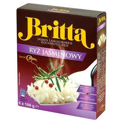 Obrazek Britta Ryż jaśminowy 400 g (4 sztuki)