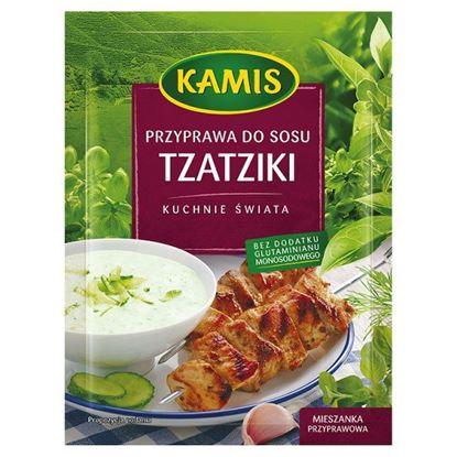 Obrazek Kamis Kuchnie świata Przyprawa do sosu tzatziki Mieszanka przyprawowa 20 g