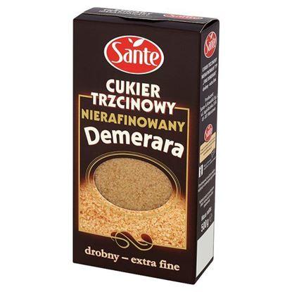 Obrazek Sante Cukier trzcinowy nierafinowany Demerara 500 g