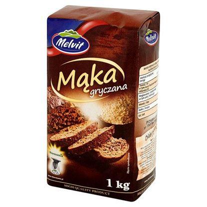 Obrazek Melvit Mąka gryczana 1 kg