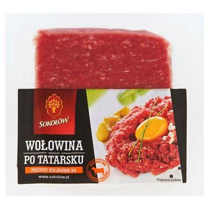 Obrazek Sokołów Wołowina po tatarsku 230 g