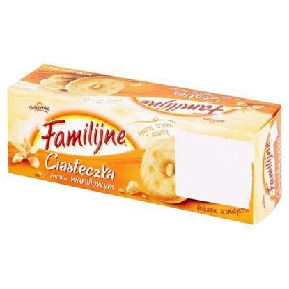 Obrazek Familijne Ciasteczka o smaku waniliowym 160 g