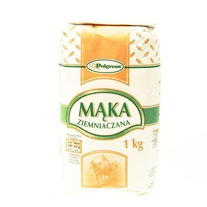 Obrazek Polgreen mąka ziemniaczana 1000 g