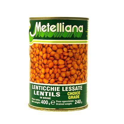 Obrazek Metelliana soczewica 400 g
