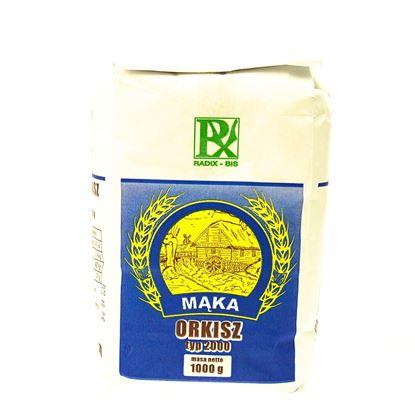 Obrazek Radix mąka orkiszowa 1000 g