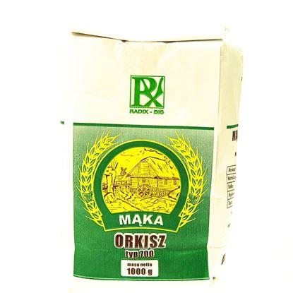 Obrazek Radix mąka orkiszowa typ 700 1000 g