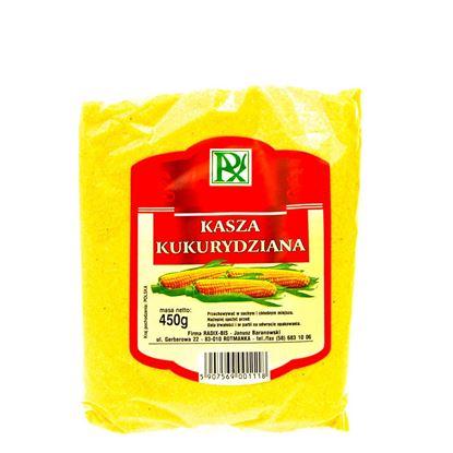 Obrazek Radix kasza kukurydziana 450 g