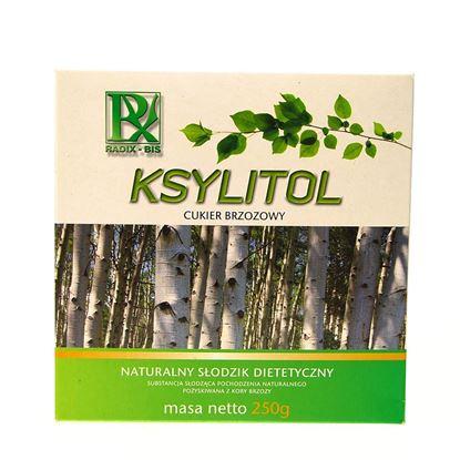 Obrazek Radix ksylitol cukier brzozowy 250 g
