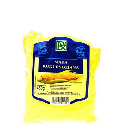 Obrazek Radix mąka kukurydziana 450 g
