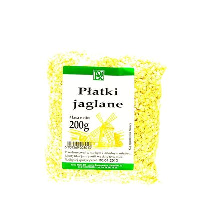 Obrazek Radix płatki jaglane 200 g
