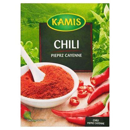 Obrazek Kamis Chili pieprz cayenne 15 g