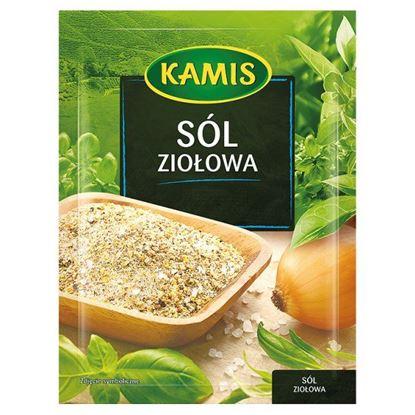 Obrazek Kamis Sól ziołowa 35 g