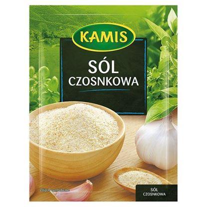 Obrazek Kamis Sól czosnkowa 35 g