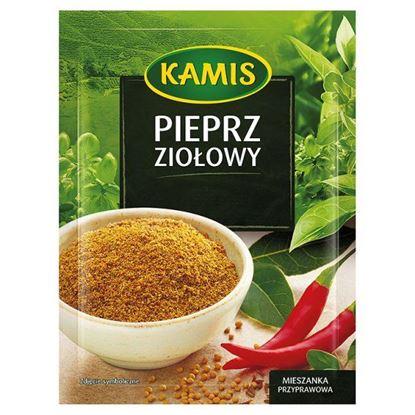 Obrazek Kamis Pieprz ziołowy Mieszanka przyprawowa 15 g