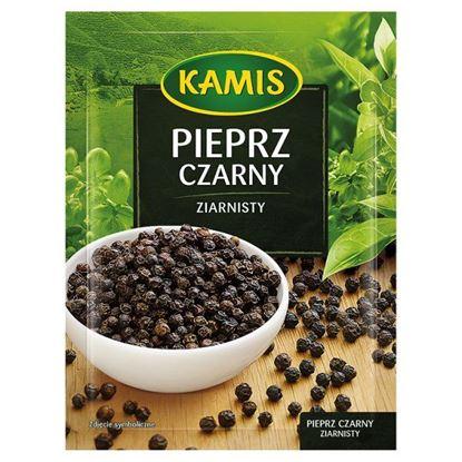 Obrazek Kamis Pieprz czarny ziarnisty 20 g