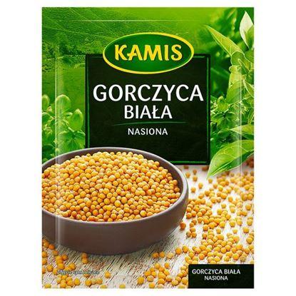 Obrazek Kamis Gorczyca biała nasiona 30 g