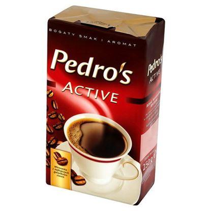 Obrazek Pedro's Active Kawa mielona 250 g