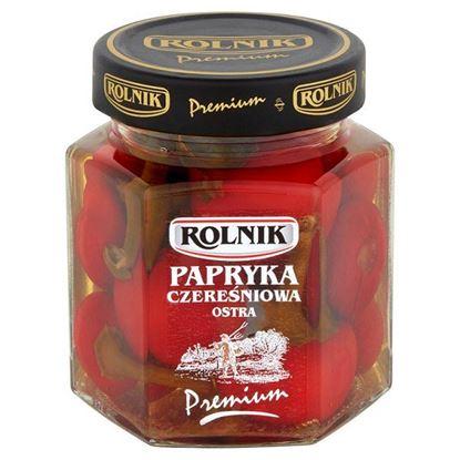 Obrazek Rolnik Premium Papryka czereśniowa ostra 300 g