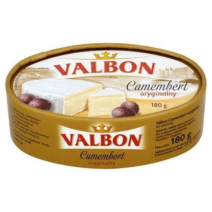 Obrazek Valbon Camembert oryginalny 180 g