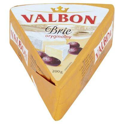 Obrazek Valbon Brie oryginalny 200 g