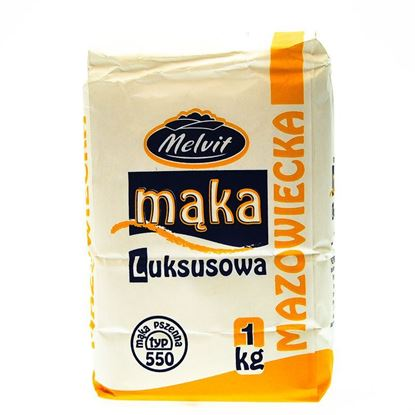 Obrazek Melvit mąka luksusowa 1000 g