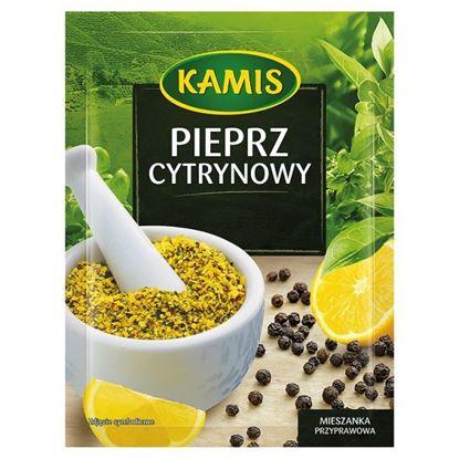 Obrazek Kamis Pieprz cytrynowy Mieszanka przyprawowa 20 g