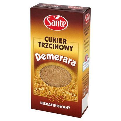 Obrazek Sante Demerara Cukier trzcinowy nierafinowany 500 g