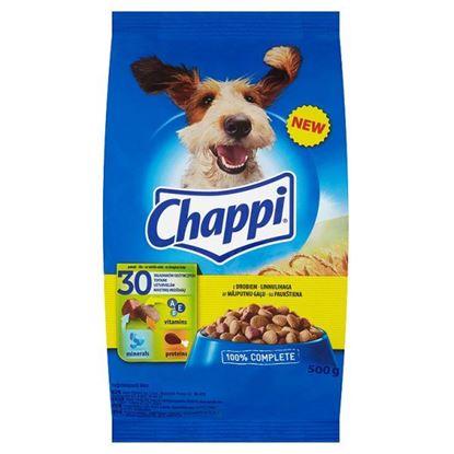 Obrazek Chappi z drobiem Karma pełnoporcjowa 500 g