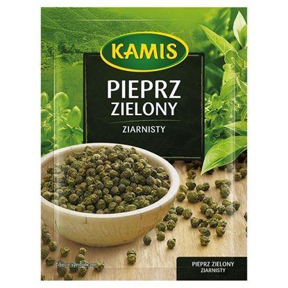 Obrazek Kamis Pieprz zielony ziarnisty 12 g