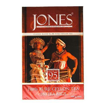 Obrazek Jones herbata 100 tb