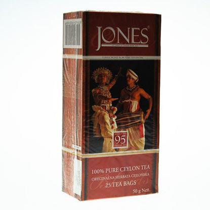 Obrazek Jones herbata 25 tb