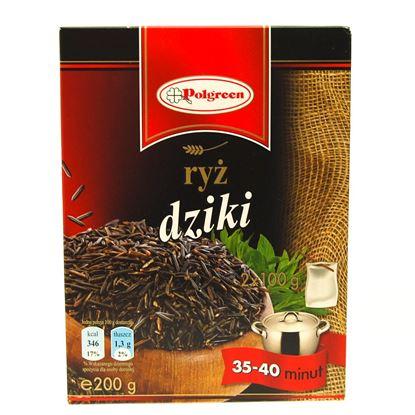 Obrazek Polgreen ryż dziki 2 x 100 g