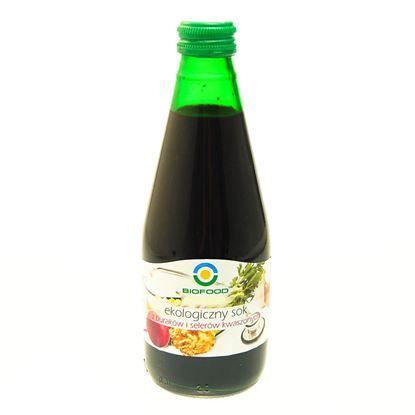 Obrazek Biofood sok z buraków i selera kwaszonych 300 g