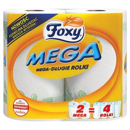 Obrazek Foxy Mega Ręcznik kuchenny 2 rolki