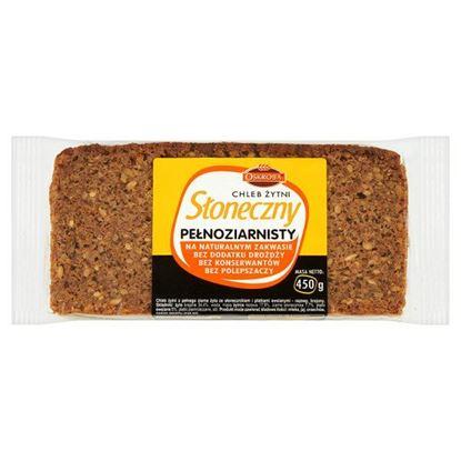 Obrazek Oskroba Chleb żytni słoneczny pełnoziarnisty 450 g
