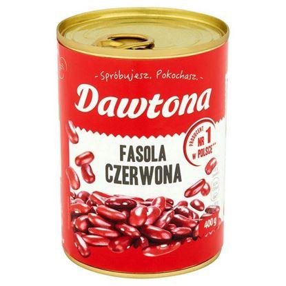 Obrazek Dawtona Fasola czerwona 400 g