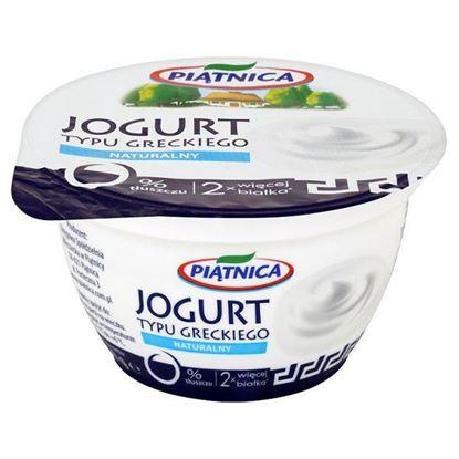 Obrazek Piątnica Jogurt typu greckiego naturalny 150 g
