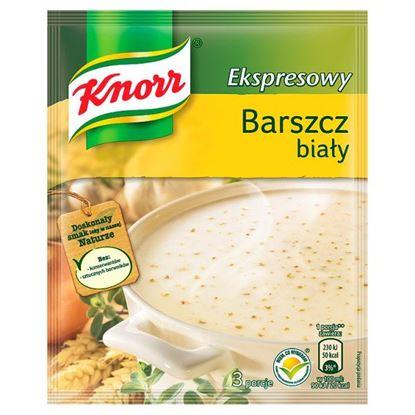 Obrazek Knorr Ekspresowy barszcz biały 45 g
