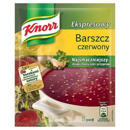 Obrazek Knorr Barszcz czerwony ekspresowy 53 g