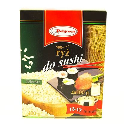 Obrazek Polgreen ryż do sushi 400 g
