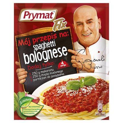 Obrazek Prymat Fix Mój przepis na spaghetti bolognese 51 g