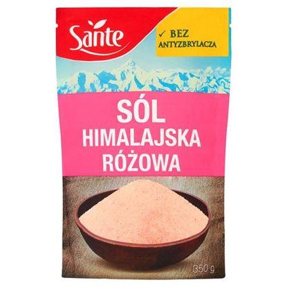 Obrazek Sante Sól himalajska różowa 350 g